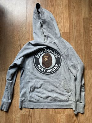 Bape Hoodie Size S (fits like M to me) for Sale in Lakeland, FL