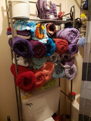 Bathroom shelf storage - just the rack for Sale in Gresham, OR