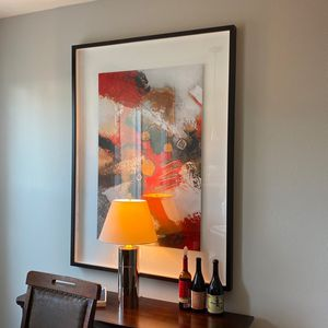 Large Professionally Framed Art Home Decor Painting for Sale in Upland, CA