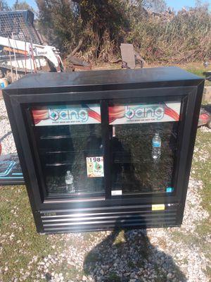 2 door drink cooler for Sale in South Norfolk, VA