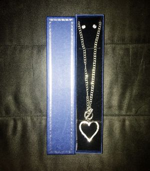 Woman's Diamond Necklace (read details) for Sale in Pittsburgh, PA
