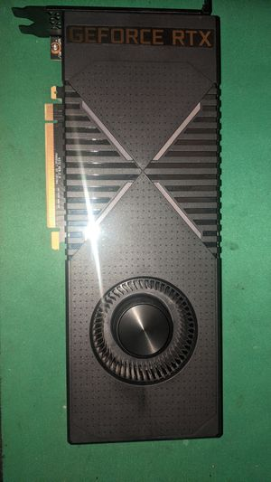 Geforce RTX 2080 8gb for Sale in Federal Way, WA
