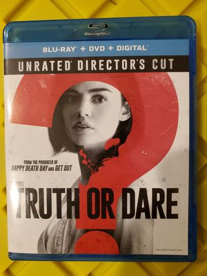 Truth or Dare. Blue ray movie for Sale in Oakland, CA