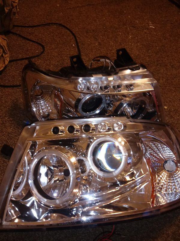 Sonar headlights