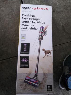 Dyson V10 Animal Cordless Multifunctional Vacuum for Sale in Tacoma, WA