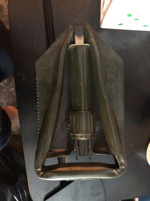 Military folding shovel for Sale in Bowie, MD
