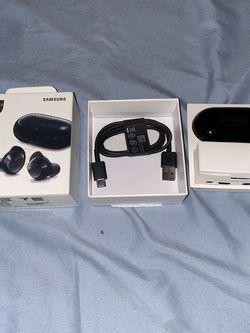 BRAND NEW Samsung Galaxy Buds+ Plus 2020 Wireless Bluetooth Earbuds Black for Sale in Whittier,  CA