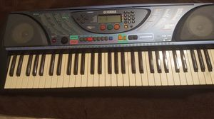Yamaha PSR-248 61 full-size keys for Sale in Chicago, IL