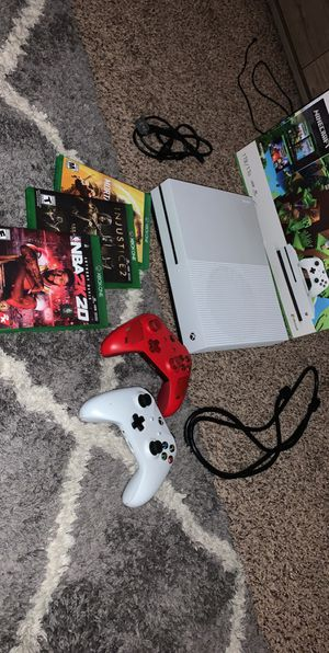 Xbox One S Bundle for Sale in San Marcos, TX