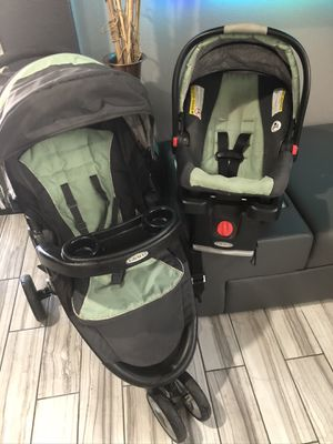 Stroller with car seat for Sale in Palmdale, CA