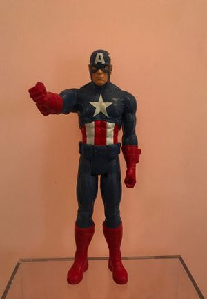 Captain America action figure for Sale in West Covina, CA