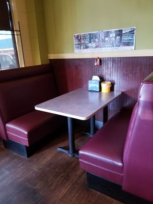 Restaurant dining tables, booth, chairs for Sale in Federal Way, WA