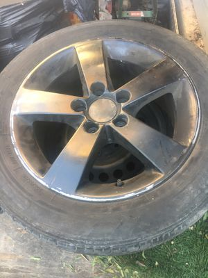 Tires/ Wheels For Car for Sale in Riverside, CA