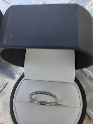 White Gold Diamomd ring for Sale in Glendale, AZ