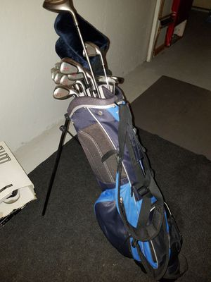 Complete Golf Club Set With Golf Bag and Extras for Sale in Holden, MA
