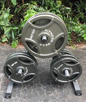 Olympic Weights — Read Description for Sale in Redmond, WA