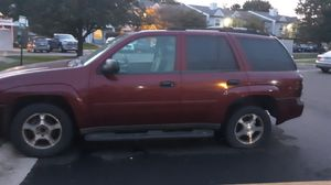 2007 trailblazer or 2006 motorcycle for trade for Sale in Bolingbrook, IL