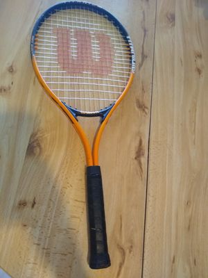 Name you Price! Make an offer and pick it up! Wilson Titanium Soft Shock 3 Tennis Racquet- Rackets for Sale in Miami, FL
