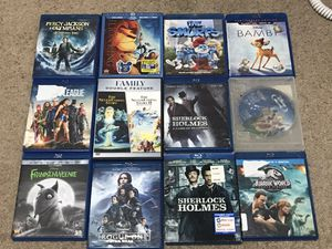 BluRay lot for Sale in Tomball, TX