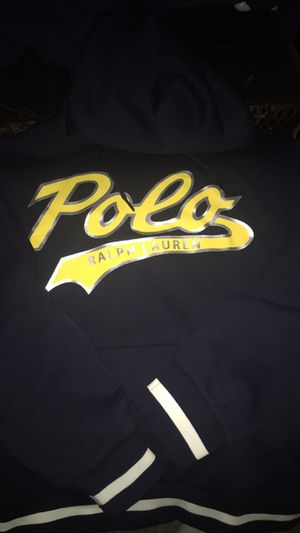 Polo Hoodie Size Medium for Sale in View Park-Windsor Hills, CA