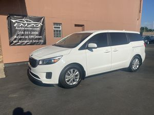 17 Kia Sedona low down payments for Sale in Parma, OH