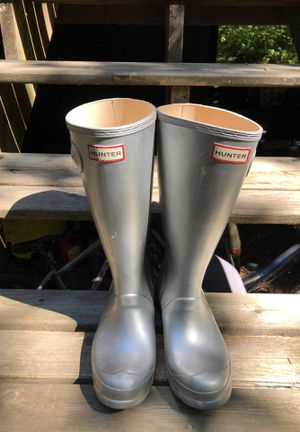 Hunter Rain Boots, youth 6 for Sale in Snoqualmie, WA