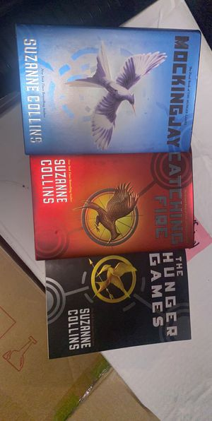 Hunger Games Series for Sale in Evansville, IN