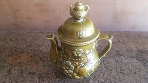 Decor teapot/cookie jar for Sale in Webb City, MO