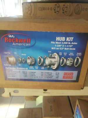 Trailer Tire Hub Kits for Sale in Bartow, FL