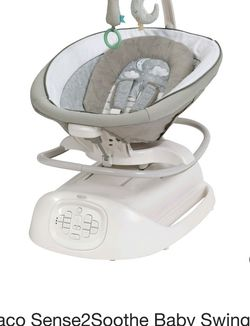 Graco Sense2Soothe Baby Swing With Cry Detection Technology Xbox for Sale in Rowlett,  TX