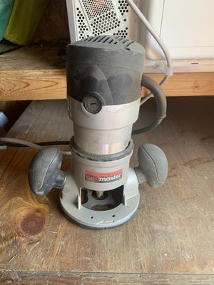 Drilmaster Router for Sale in Bakersfield, CA
