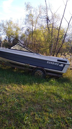 Sunbird for sale with trailer for Sale in CASTALIN SPGS, TN
