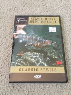 Angler's Trout DVD for Sale in Issaquah,  WA