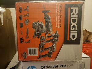 Brand new rigid power tool set with additional two batteries and 2nd charger for Sale in Fremont, CA