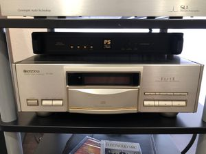 Pioneer PD-S95 cd transport with ps audio dac for Sale in Westminster, CA
