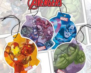 Marvel Avengers Scent Circles 4 pack for Sale in Port St. Lucie, FL