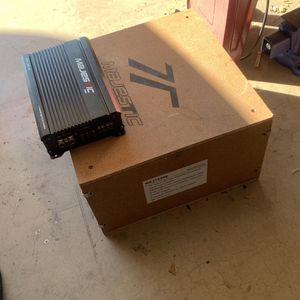"15"" Subwoofer And 1500watt Amp for Sale in Peoria, AZ"