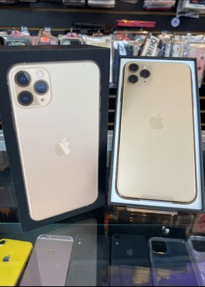 iPhone 11 Pro Max (Unlocked) for Sale in Rialto, CA