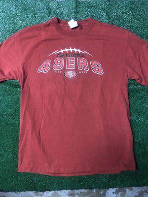 Vintage 49ers shirt for Sale in Norwalk, CA