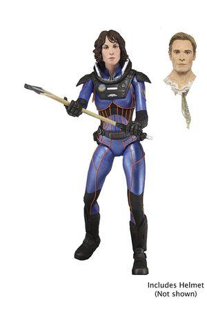 NECA Prometheus Dr. Elizabeth Shaw Action Figure Factory sealed + FREE... for Sale in Lodi, CA