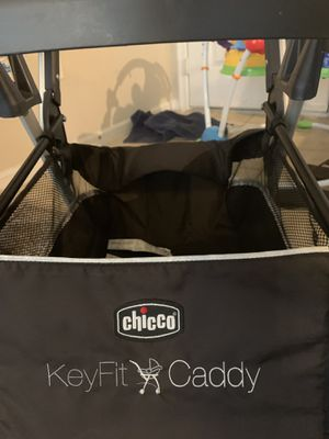 Key fit Caddy Booster and Infant seat for Sale in Port St. Lucie, FL
