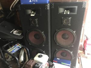 Pro audio speakers for Sale in Lake Worth, FL