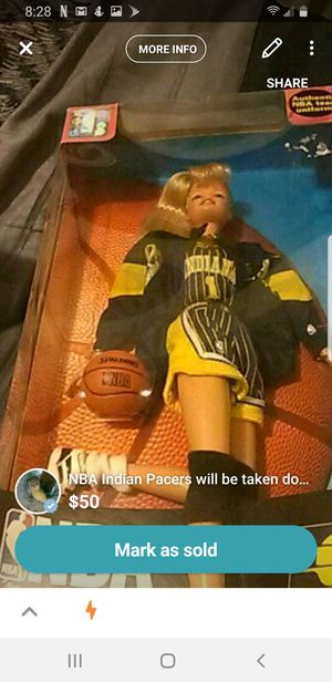 NBA Barbie Dolls for Sale in Mount Dora, FL