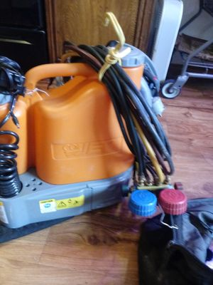 CoilJet portable pressurized AC Coil Speed cleaner for Sale in Austin, TX