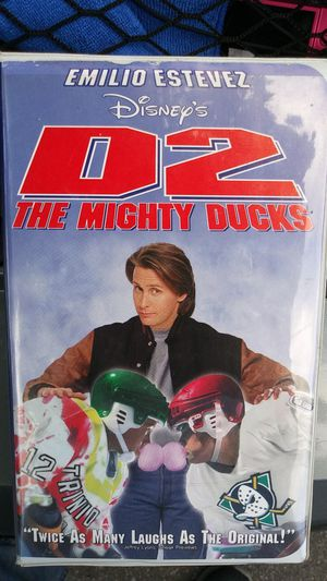 D2 The Mighty Ducks for Sale in Grand Rapids, MI