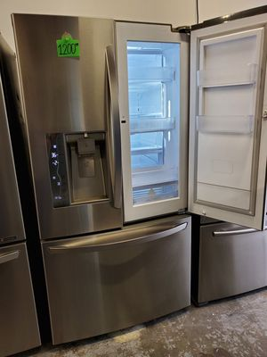 Refrigerator Samsung Stainless steel counter depth for Sale in Lawrenceville, GA
