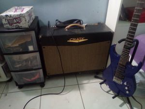 Guitar and Amp for Sale in Hialeah, FL