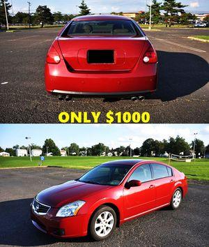 Original Paint 2007 Nissan Maxima SL for Sale in Seattle, WA