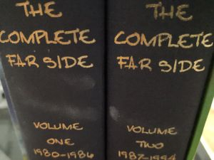 The Complete Far Side by Gary Larsen for Sale in Las Vegas, NV