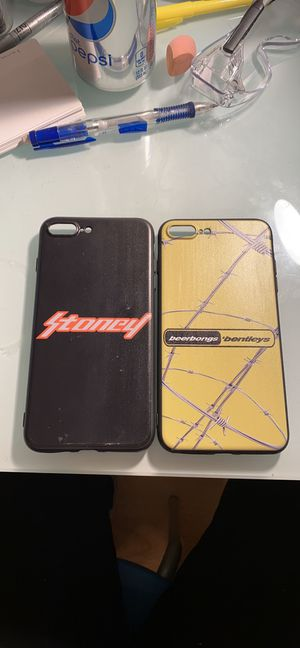 Iphone 7/8 plus phone cases for Sale in San Diego, CA